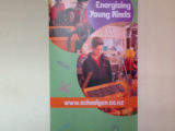 Double Sided Retractable Banners